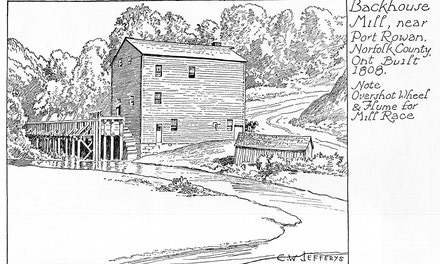 Backhouse Mill