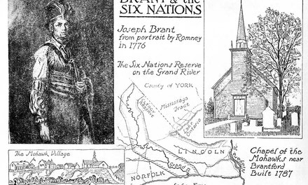 {Brant and the Six Nations}