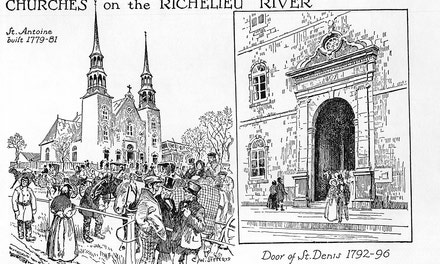 {Churches On The Richelieu River}