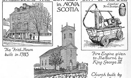 {Shelburne, the Loyalist City of Refuge in Nova Scotia}