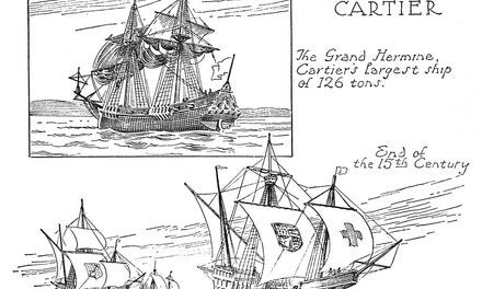 {Ships of the Time of Cabot and Cartier}