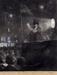 The Orator New York 1894