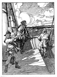 Cabot and the New Found Land, 1497