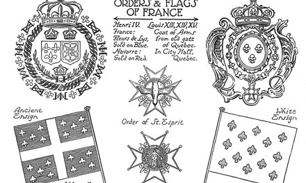 Coats of Arms, Orders and Flags of France