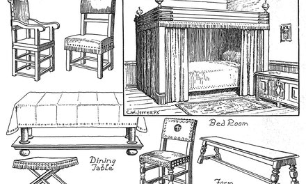 French Furniture, Early 17th Century