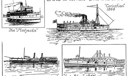 Lake and River Steamboats
