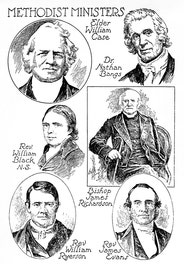 Methodist Ministers