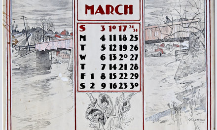 March, the Flood