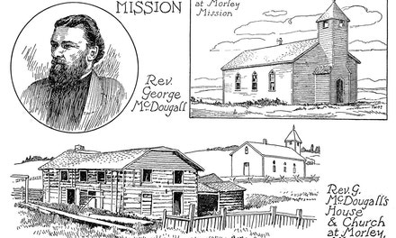 Morley Indian Mission