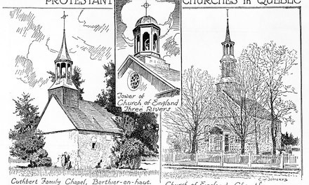 Protestant Churches In Quebec