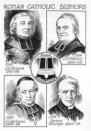 Roman Catholic Bishops