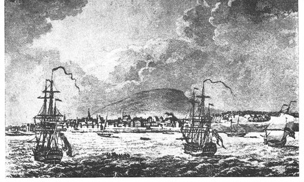 View of Montreal, 1760