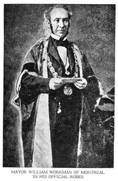 Mayor William Workman of Montreal