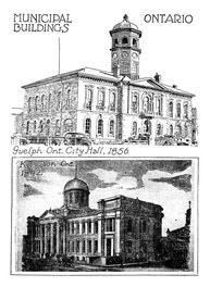 Municipal Buildings, Ontario